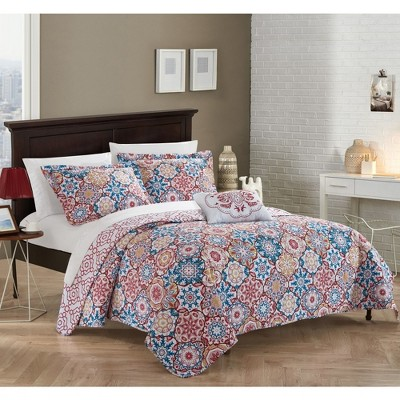 Norwell Quilt Set - Chic Home