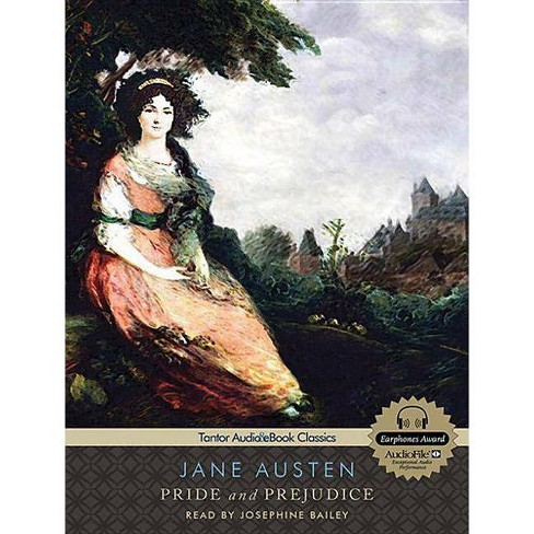 Pride and Prejudice - (Unabridged Classics in Audio) by  Jane Austen (Mixed media product) - image 1 of 1