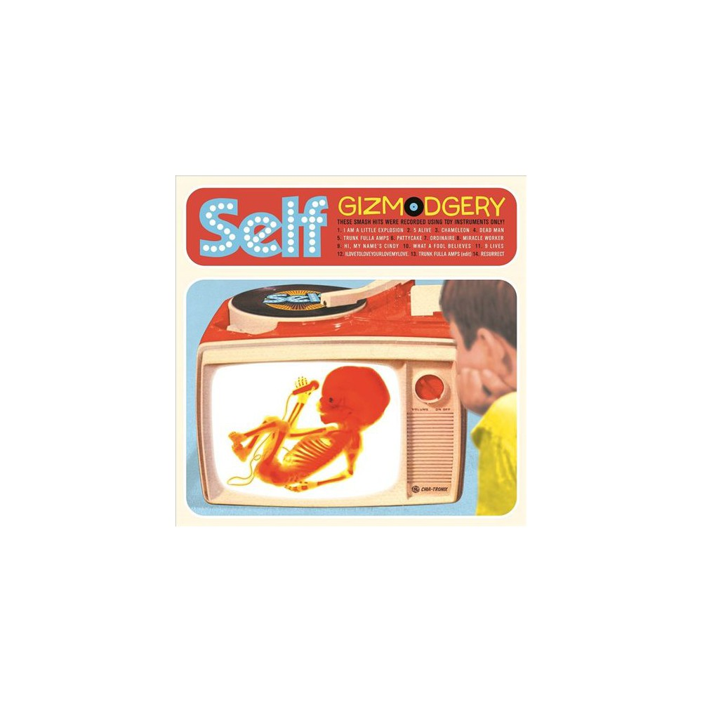 Self - Gizmodgery (Vinyl)
