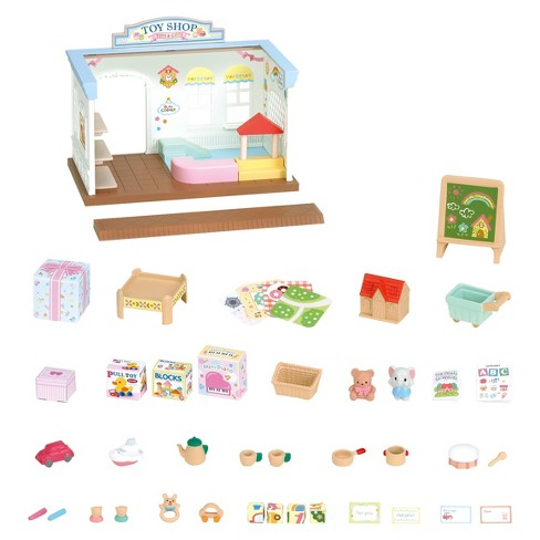 Calico Critters Toy Shop - image 1 of 4