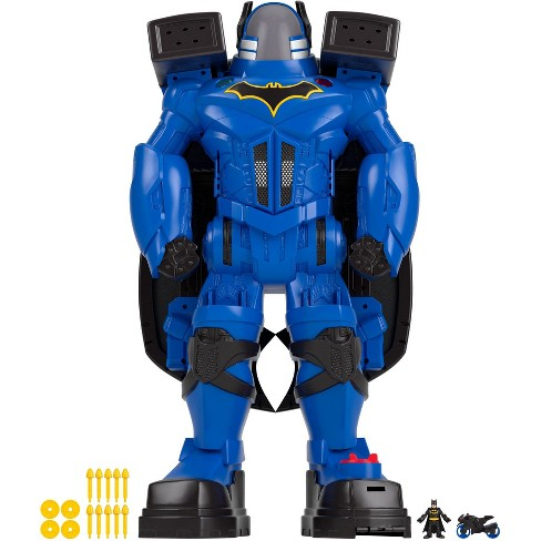Fisher-Price Imaginext DC Super Friends Batbot Xtreme - image 1 of 17