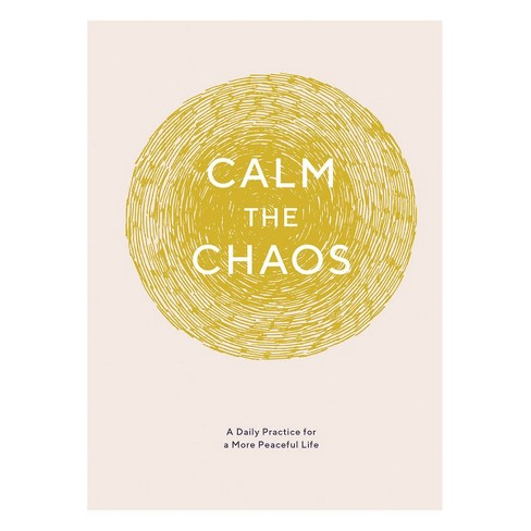 Calm the Chaos Journal Planner - image 1 of 1