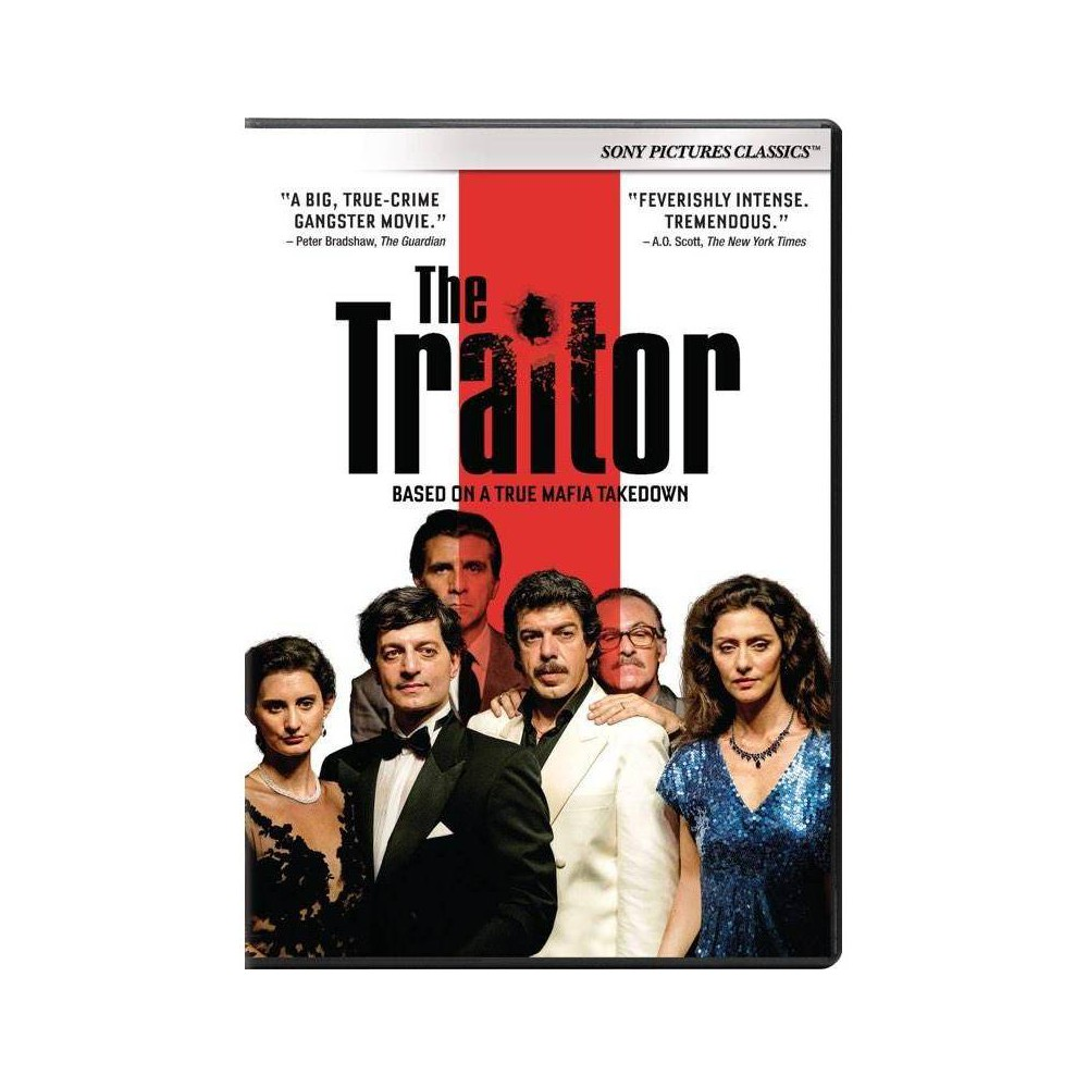 The Traitor Dvd