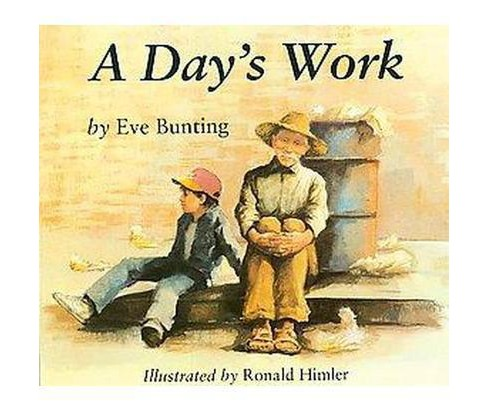 Day's Work (Reprint) (Paperback) (Eve Bunting) - image 1 of 1