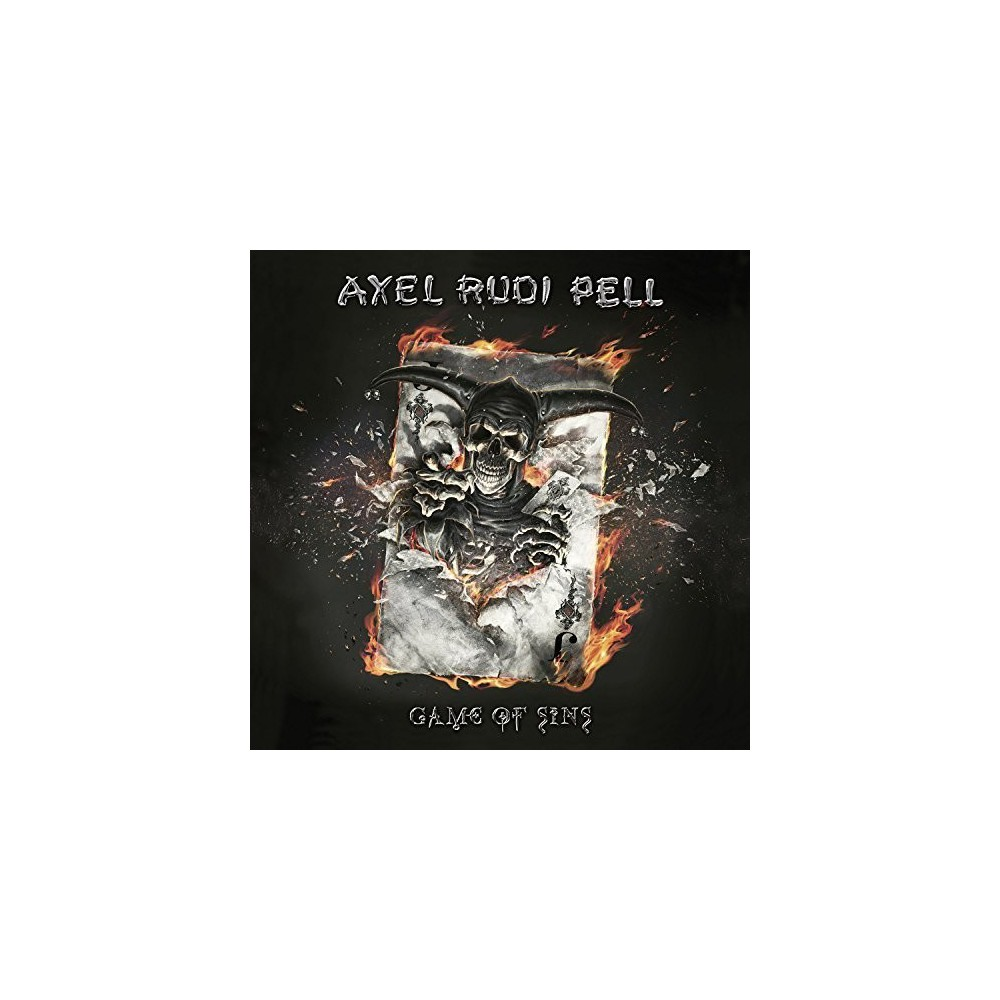 Axel Rudi Pell - Game Of Sins (CD)