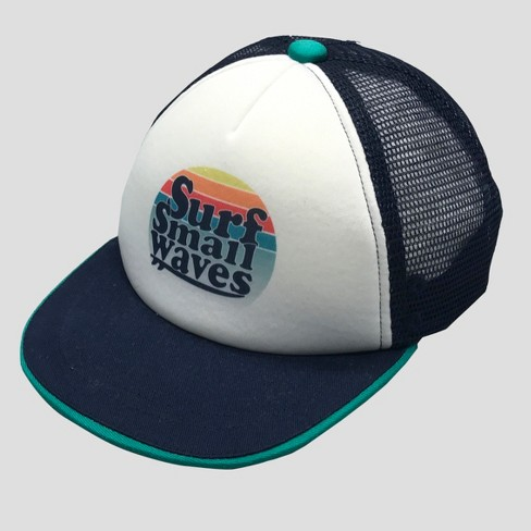 8c95d0e8d24 Toddler Boys  Surf Flat Bill Cap - Cat   Jack™ White 2T-5T   Target