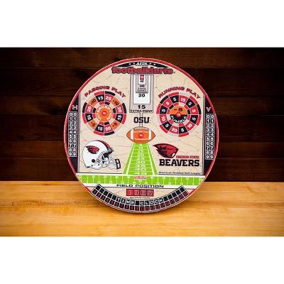 NCAA Oregon State Beavers Official Football Dartboard