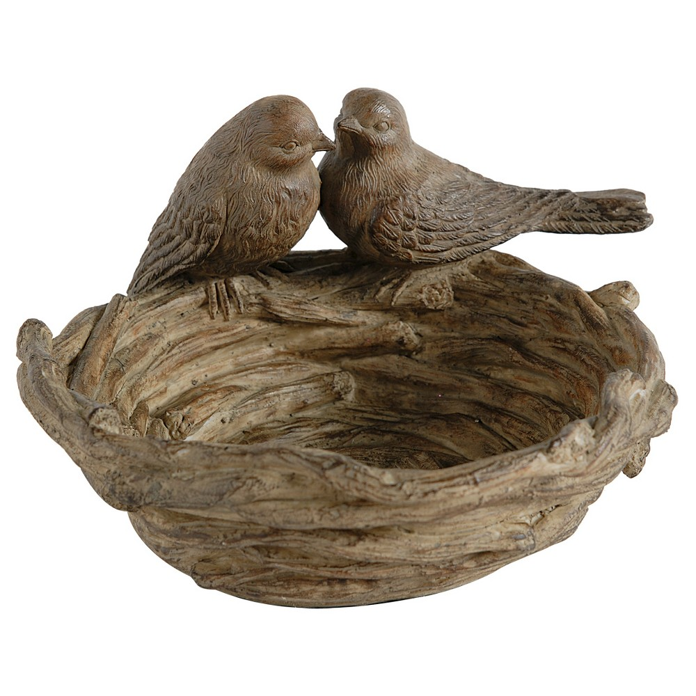 Image of Bird Décor - A&b Home, Brown