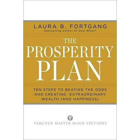 The Prosperity Plan - by  Laura Berman Fortgang (Paperback) - image 1 of 1