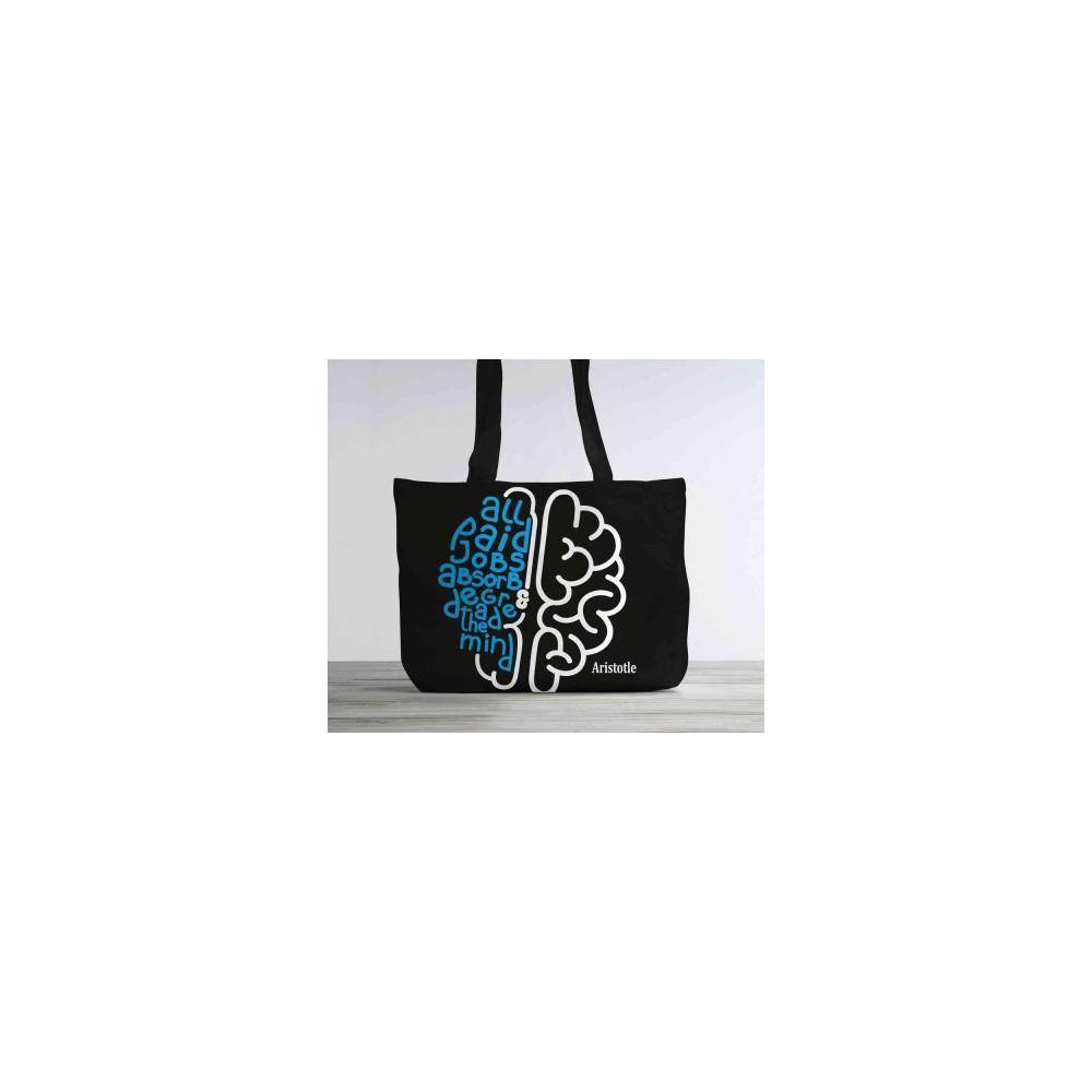 Aristotle Tote Bag (Accessory), Women's