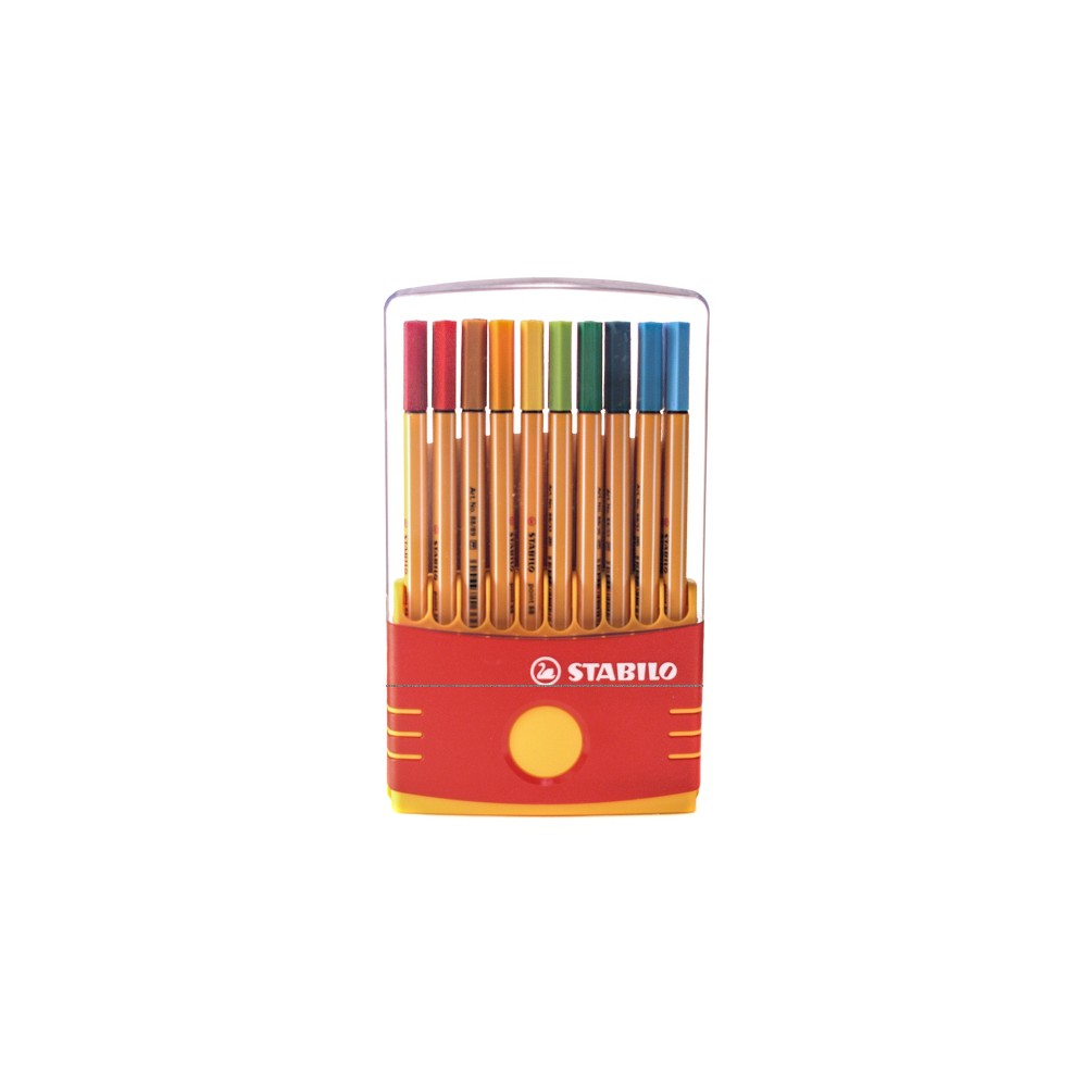 Image of Point 88 Pens Multicolor 20ct - Stabilo