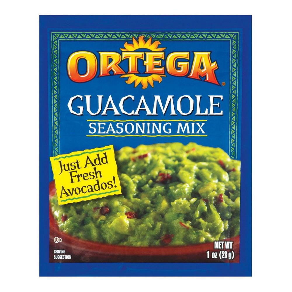 Ortega Guacamole Seasoning Mix 1-oz.