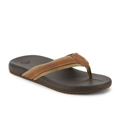 Dockers Mens Fletcher Casual Flip-Flop Sandal Shoe