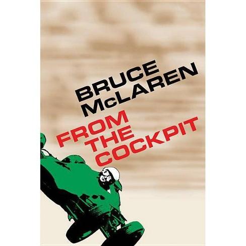 Bruce McLaren - (Hardcover) - image 1 of 1