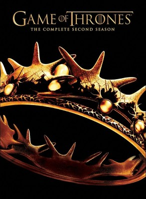 Game of Thrones: The Complete Second Season (5 Discs)(Widescreen)