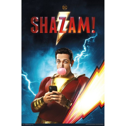 "34""x23"" Shazam Chill Unframed Wall Poster Print - Trends International - image 1 of 2"