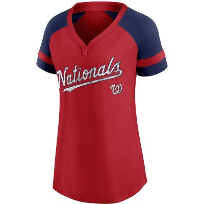MLB Washington Nationals Women's One Button Jersey