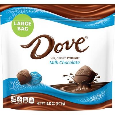 Dove Promises Milk Chocolate Candies - 15.8oz