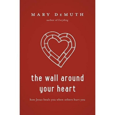 The Wall Around Your Heart - by  Mary E Demuth (Paperback) - image 1 of 1