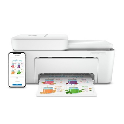 HP DeskJet 4155e Wireless All-In-One Printer with Copier, Scanner and Mobile Printing