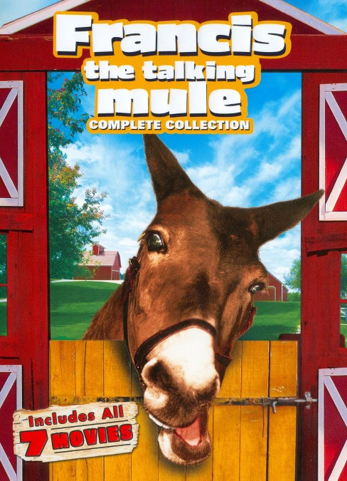 Francis the talking mule complete col (DVD) - image 1 of 1