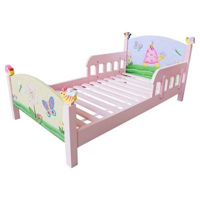 Fantasy Fields Magic Garden Toddler Bed - Teamson
