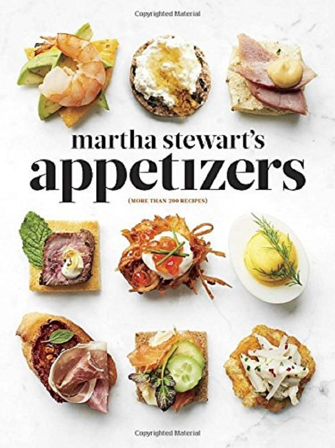 Martha Stewart's Appetizers : 200 Recipes for Dips, Spreads, Snacks, Small Plates, and Other Delicious - image 1 of 1