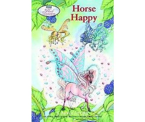 Horse Happy (Paperback) - image 1 of 1