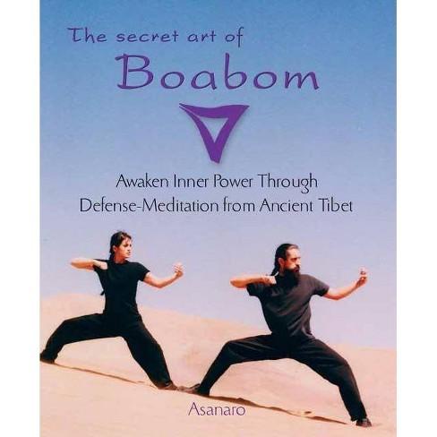 The Secret Art of Boabom - by  Joice Buccarey & Benjamin Kelley (Paperback) - image 1 of 1
