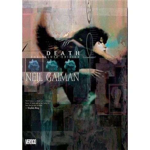 Death Deluxe Edition - by  Neil Gaiman (Hardcover) - image 1 of 1