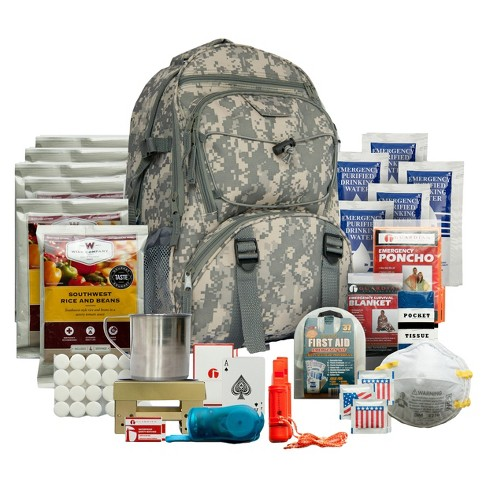 Wise Food 5 Day Survival Back Pack - Camo - image 1 of 1