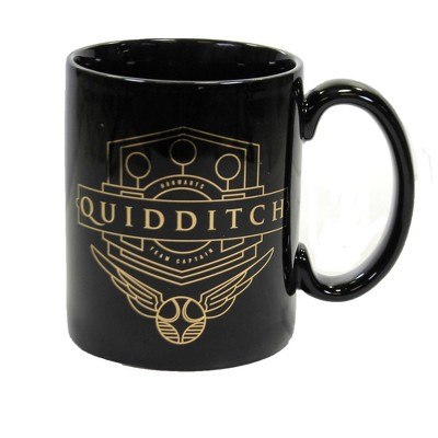 "Tabletop 4.0"" Quidditch Mug Harry Potter Wizard Enesco  -  Drinkware"