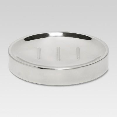 Oilcan Soap Dish Chrome - Threshold™