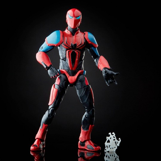 """Marvel Gamerverse Spider-Man Spider-Armor MK III 6"""" Collectible Action Figure image number null"""