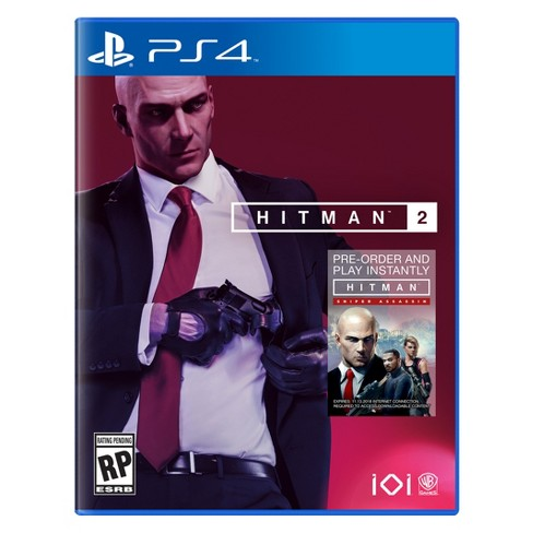 Hitman 2 - PlayStation 4 - image 1 of 1