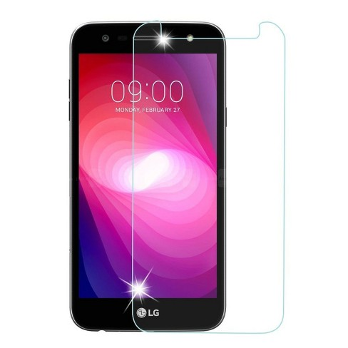 MYBAT Tempered Glass LCD Screen Protector Film Cover For LG Fiesta LTE/X Charge/X Power 2 - image 1 of 1