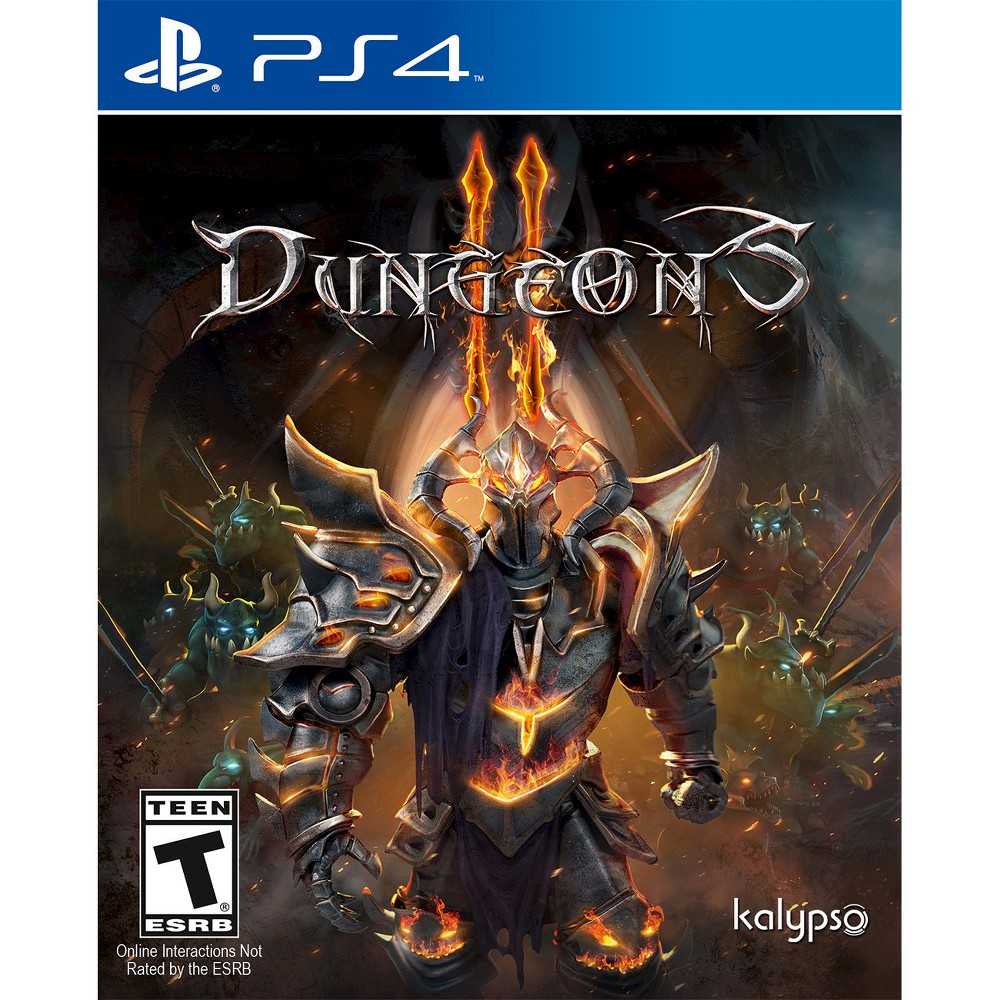 Dungeons 2 PlayStation 4, video games