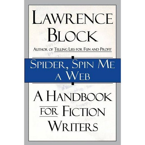 Spider, Spin Me a Web - by  Lawrence Block (Paperback) - image 1 of 1