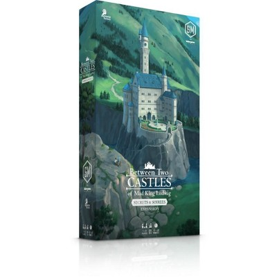 Between Two Castles of Mad King Ludwig - Secrets & Soirees Expansion Board Game