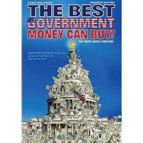 The Best Government Money Can Buy? (DVD) - image 1 of 1