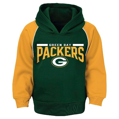 Green Bay Packers Toddler/Infant Hoodie 3T - image 1 of 1