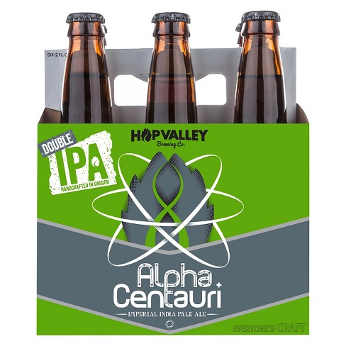 Hop Valley® Alpha Centauri IPA - 6pk / 12oz Bottles - image 1 of 1