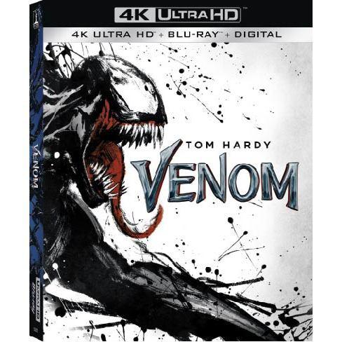 Venom (2018) (4K/UHD) - image 1 of 1