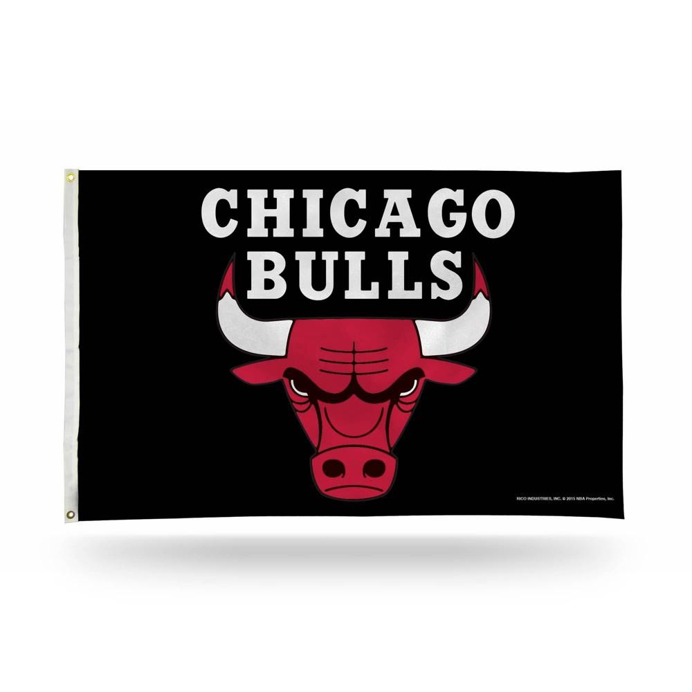 Nba Chicago Bulls 3 39 X5 39 Banner Flag