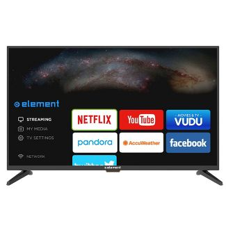 "Element 50"" 4K UHD 60Hz Smart TV (E4SFT5017)"