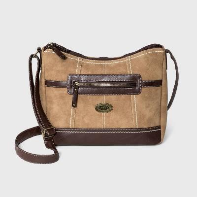 Concept Hobo Handbag - Brown