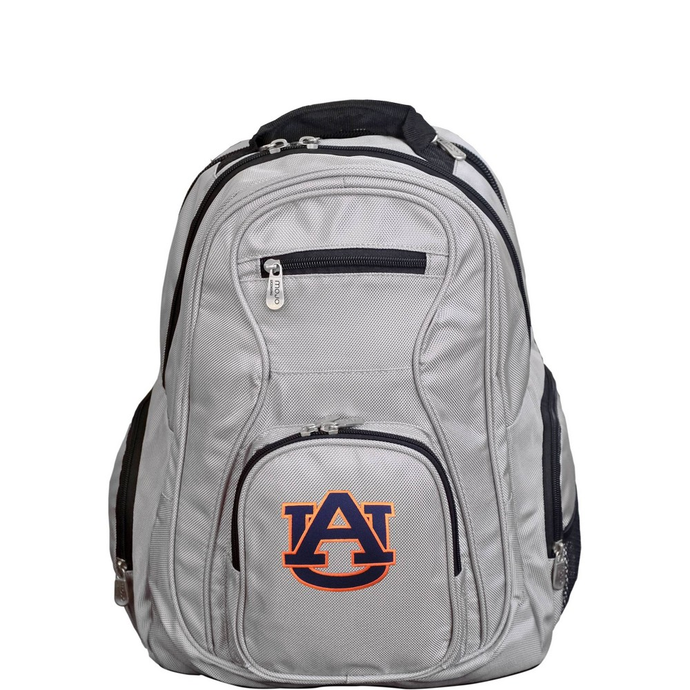 NCAA Auburn Tigers Gray Premium Laptop Bag
