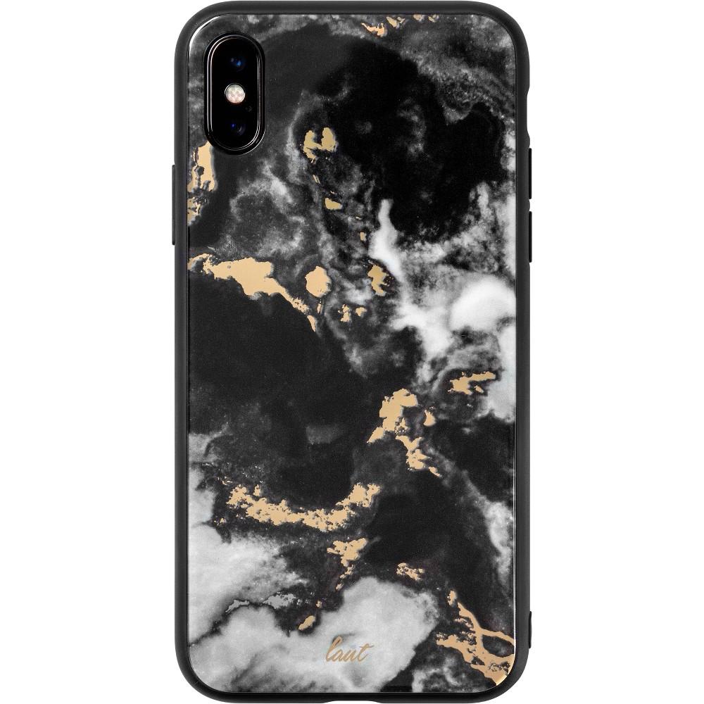 Laut Apple Iphone Xs Max Mineral Case Black