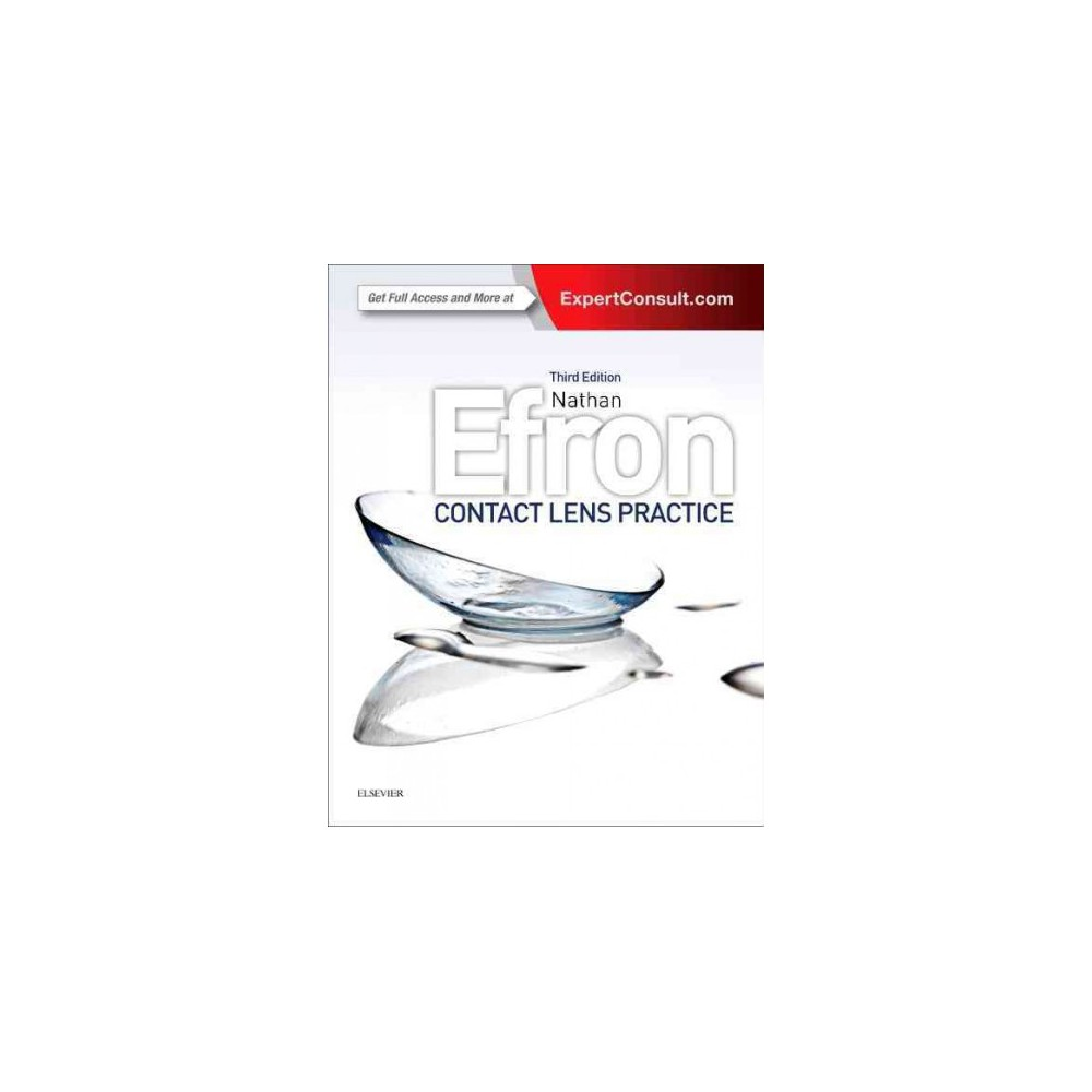 Contact Lens Practice (Hardcover) (Nathan Efron)