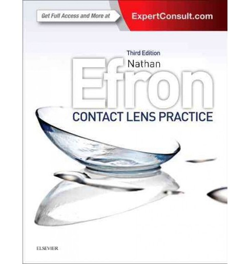 Contact Lens Practice (Hardcover) (Nathan Efron) - image 1 of 1